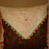 Envelope Christmas Pillow