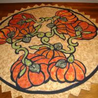 Pumpkins Table Runner